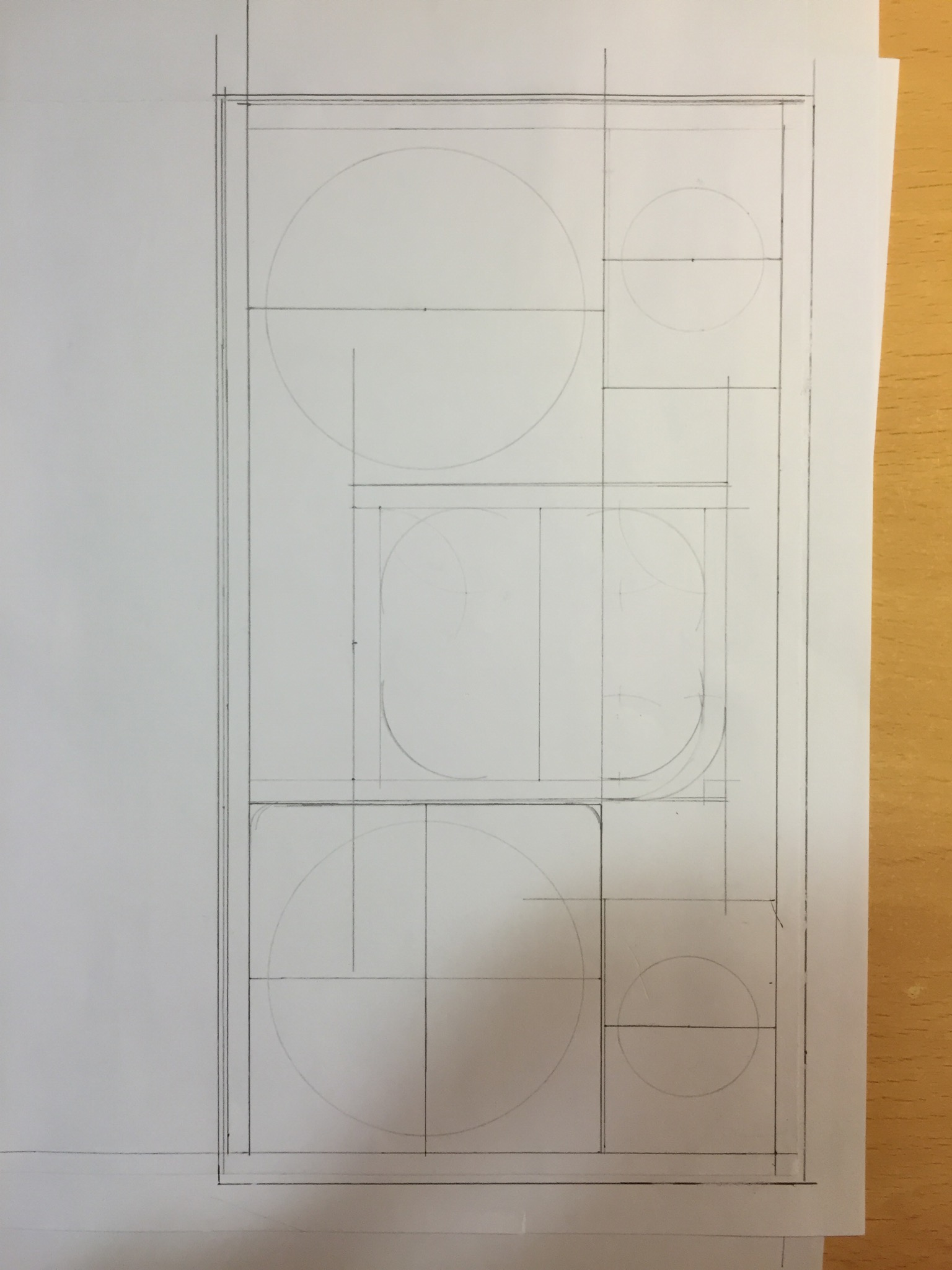 Picture of First of All Is Making the Design
