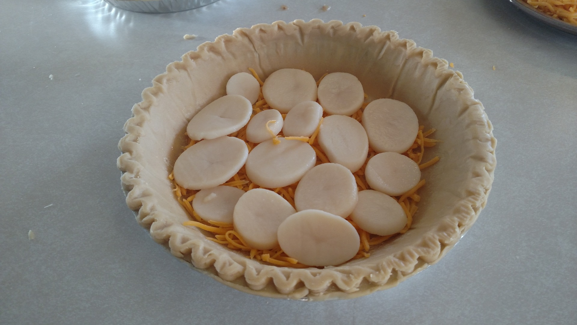 Picture of Fill the Pie Shell