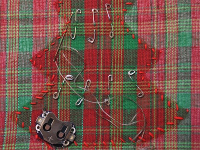 Sew + Power Lines