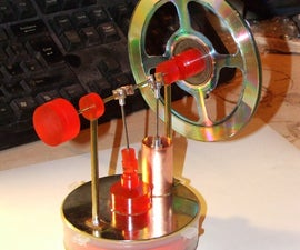 A Stirling Engine Project
