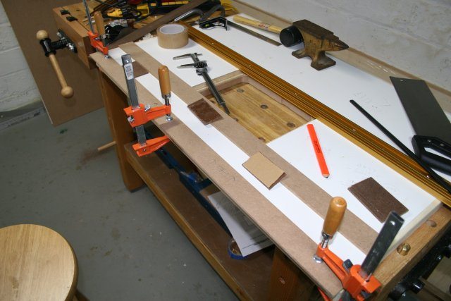Picture of Miter Track and T-track