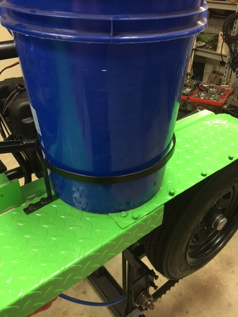 Picture of Blade Cooling Tank
