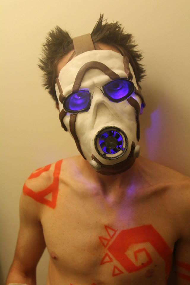 Picture of Borderlands Psycho Mask