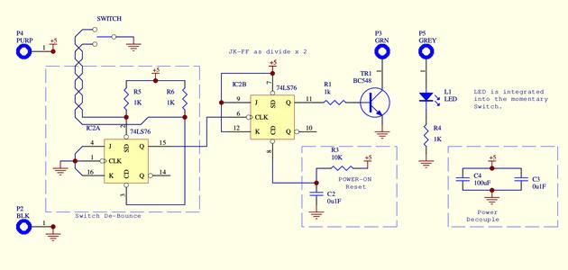 ATX (computer) Power Supply Soft Start