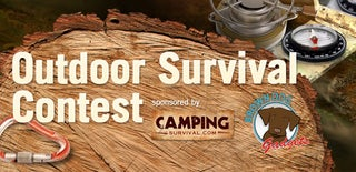 Outdoor Survival Contest