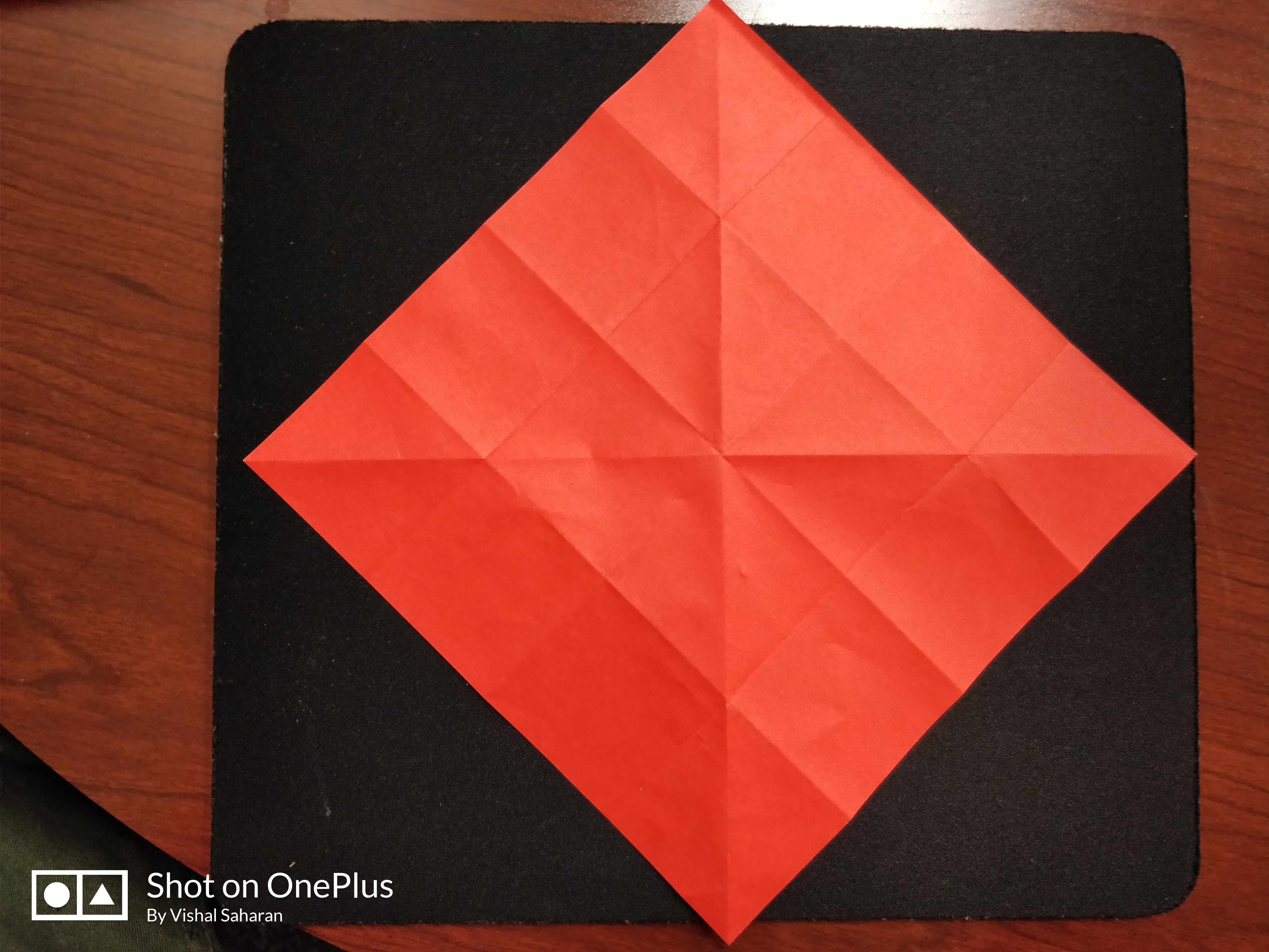 Picture of Turn the Paper to the Color Side.