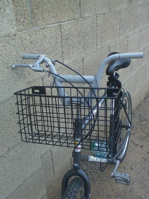 Picture of Removable Bike Basket