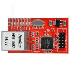 Working With the Funduino W5100 Ethernet Module.