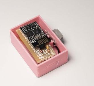 LEIDS - Low Energy IOT Door Sensor