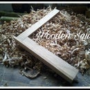 Wooden Square, How to Make