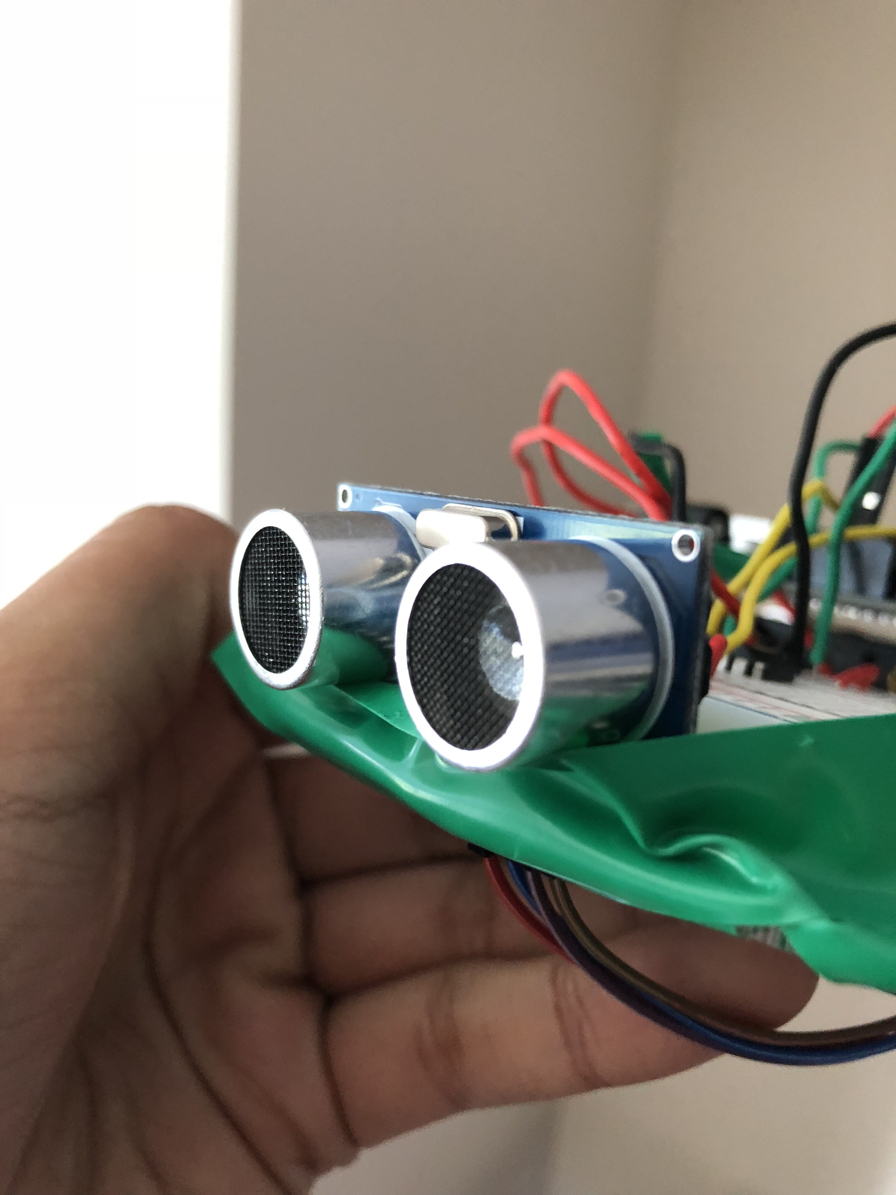 Picture of Step 4: Mounting the Sensor