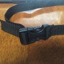 Adjustable buckle strap