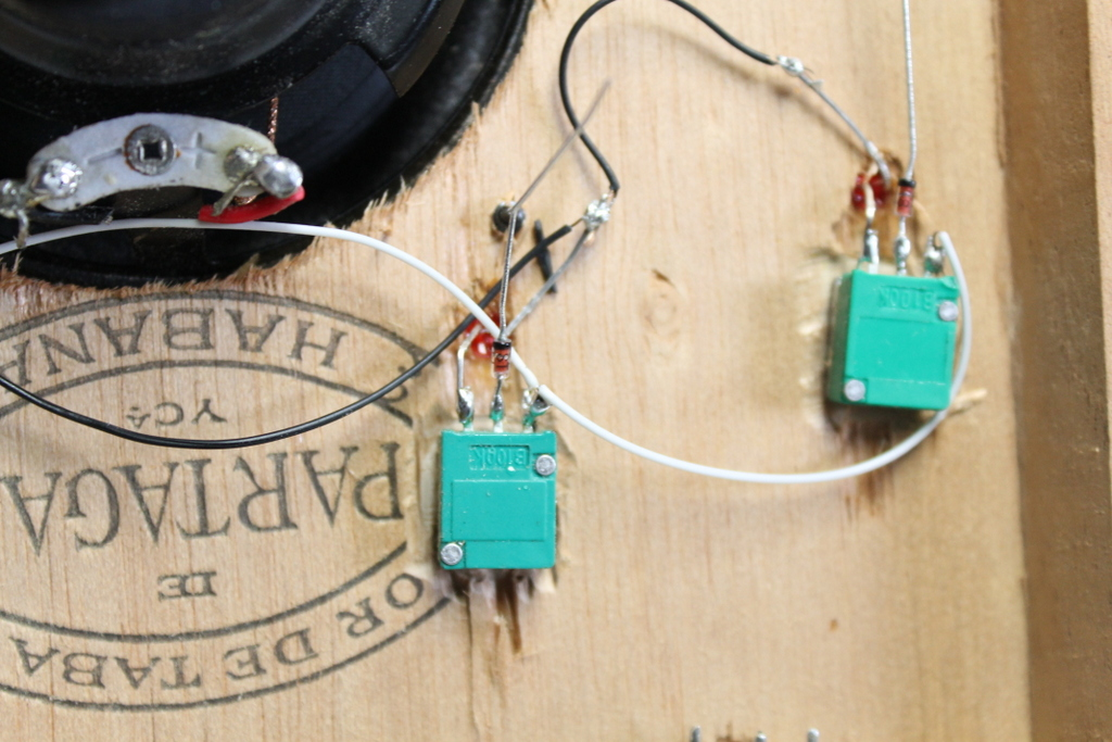 Picture of Wiring the 4 Sequencers