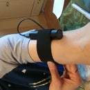 How to Make an Armband Battery Holder to Charge Your Running Watch During an Ultramarathon