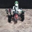 Custom Hero Factory Scorpius