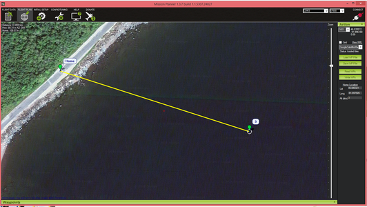 Deploy Drone to Location and Collect Images