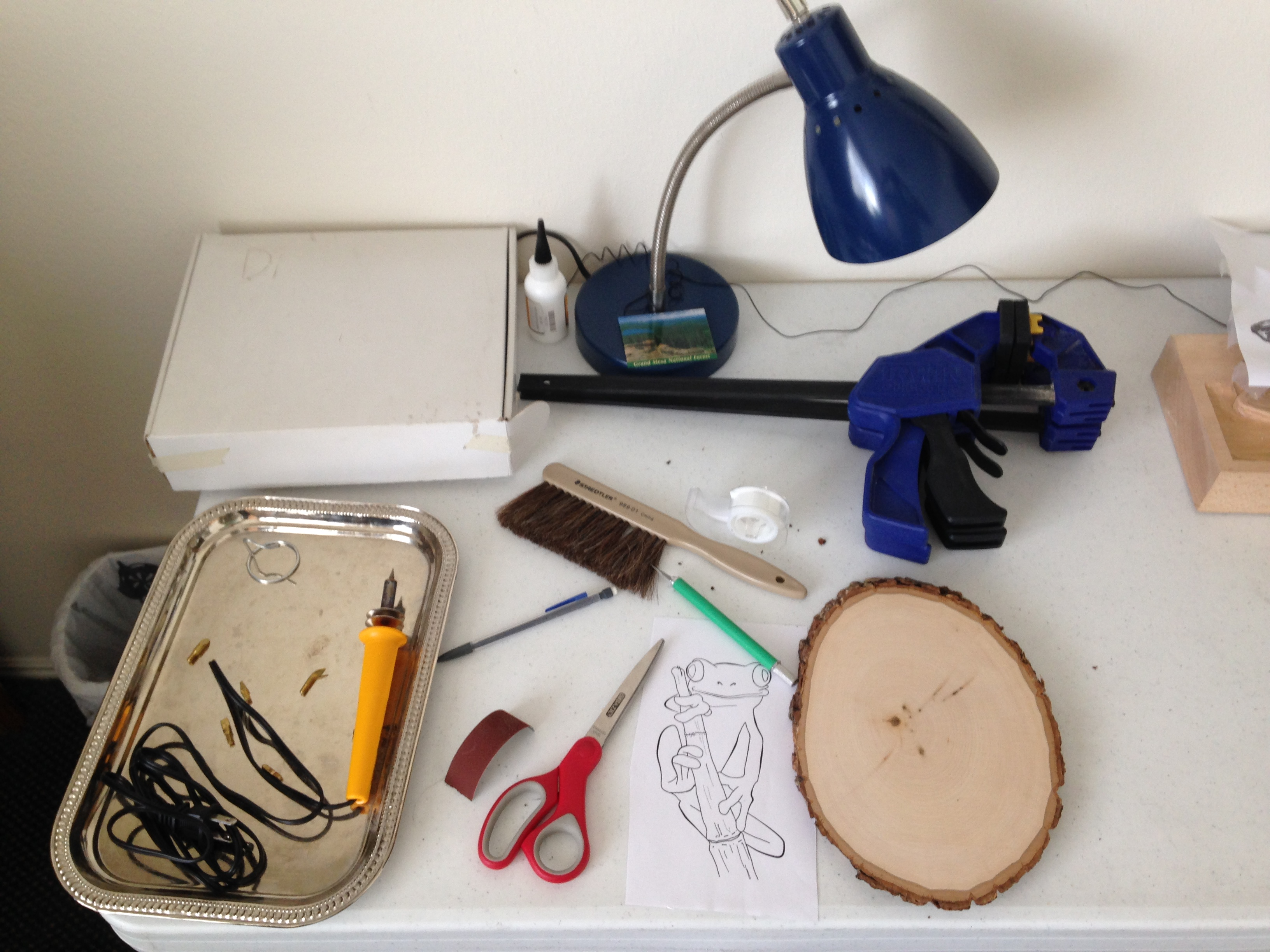 Picture of Gather Necessary Materials