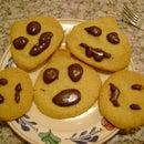 halloween cookies: pumpkin style!