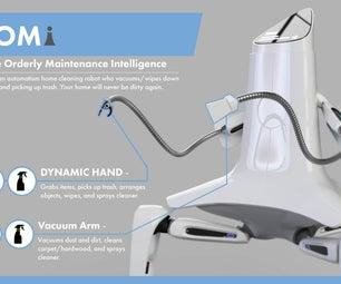 HOMI (Home Orderly Maintenance Intelligence)