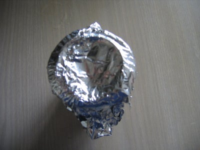 Put Foil on the Cup