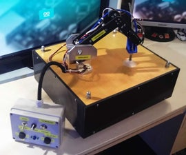 Omicron - Arduino Robot Arm