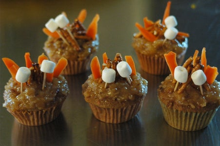 Carrot Cake Campfires!!!!!!!!!!!!!!!!!
