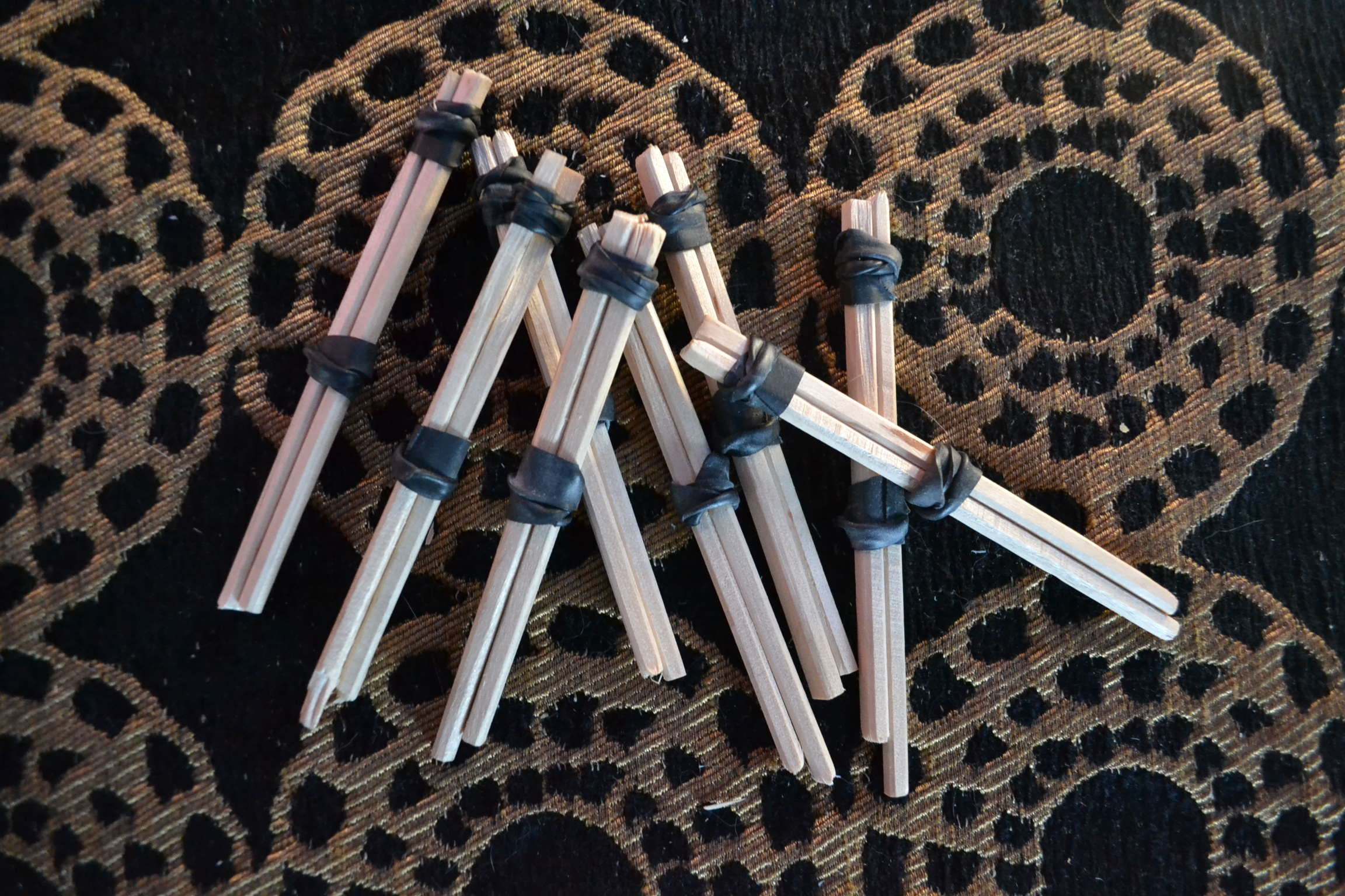 Picture of DIY CLOTHES PEGS (recycled, Easy, Fast)
