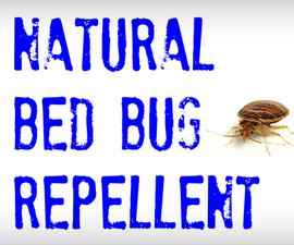 Natural Bed Bug Repellent