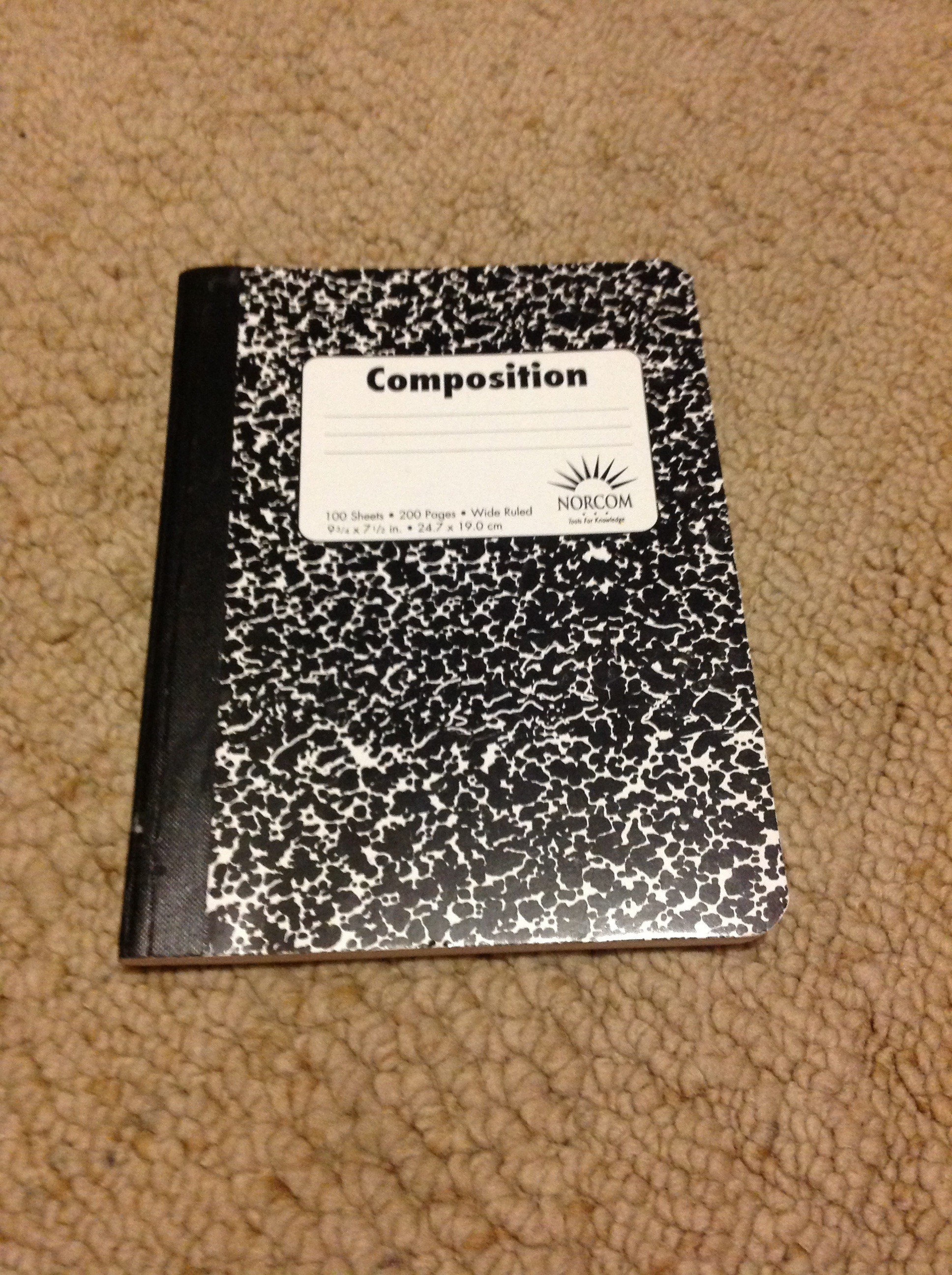 Picture of How to Make an IPad Case Out of a Notebook