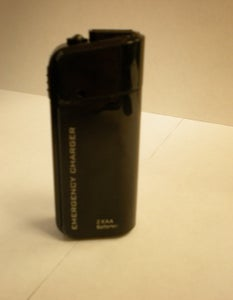 Disassemble Emergency Charger