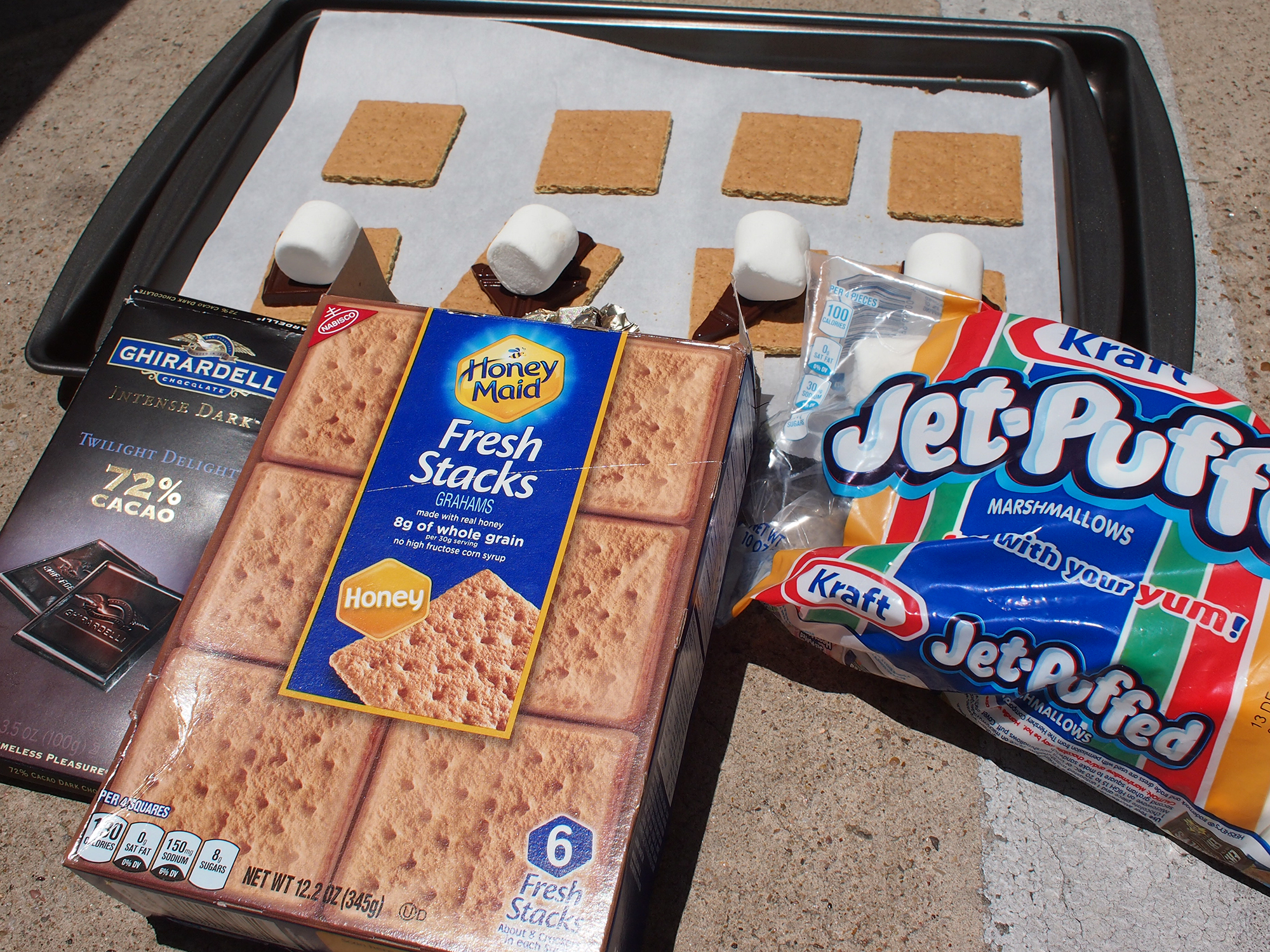Picture of Bonus: Dashboard S'mores