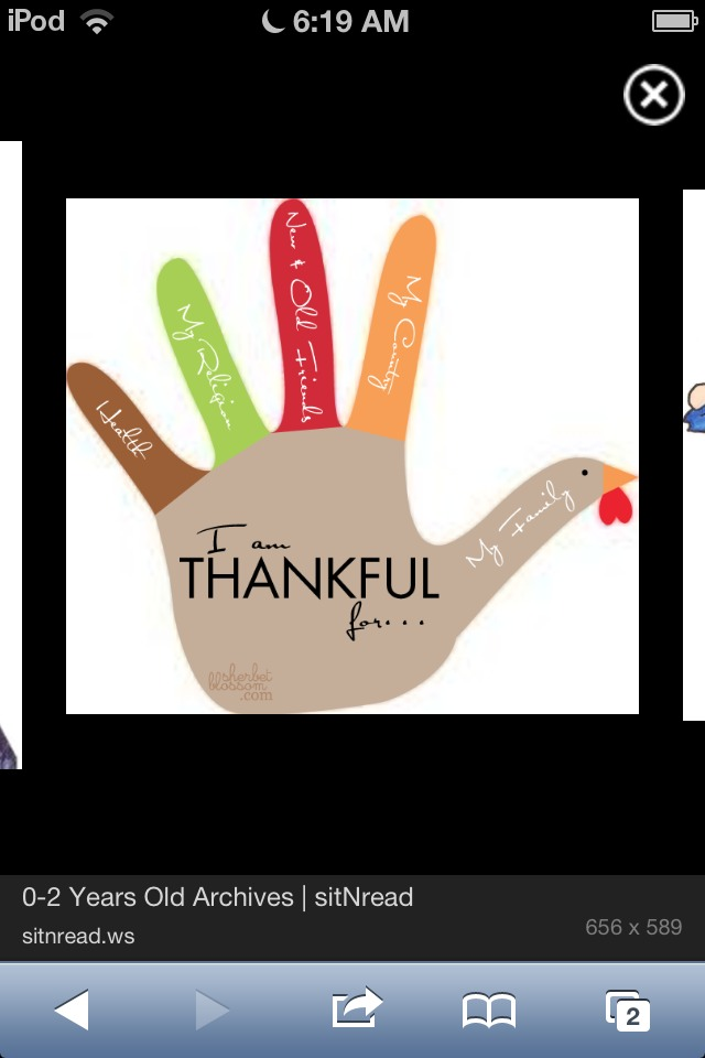 Picture of What Are You Thankful For?