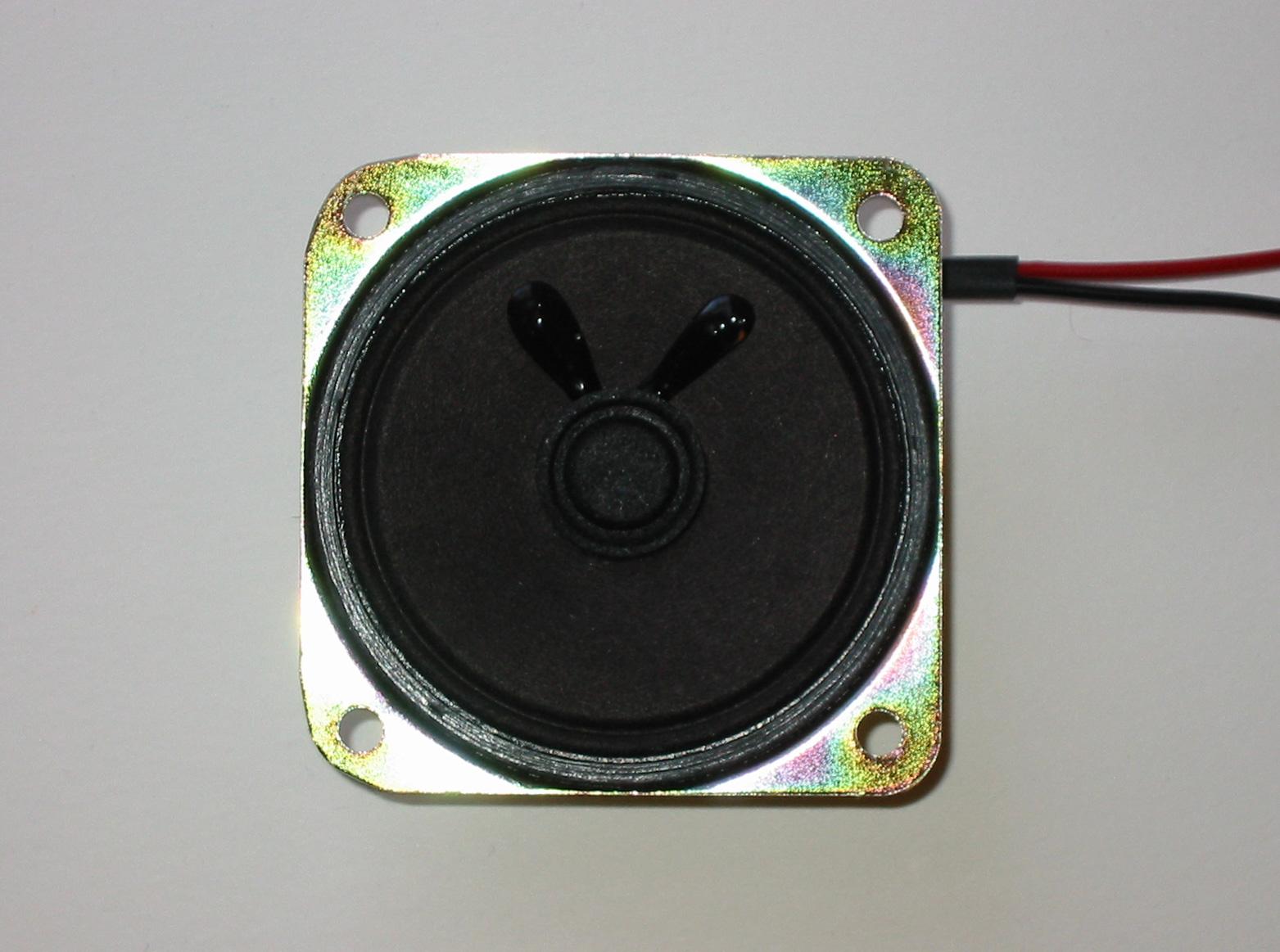 Picture of Preparing the Speaker