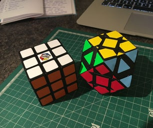 How to Make a Rubik's Cube-Octahedron