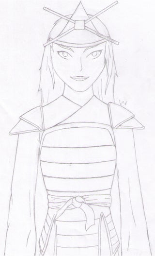 Draw Anime Characters 5 Steps Instructables