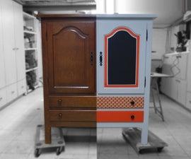 Cupboard Restoration