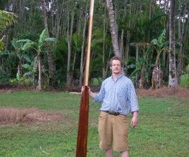 Sailing Canoe Chapter 6: Morton's Oar