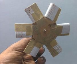Make a simple Wells Turbine