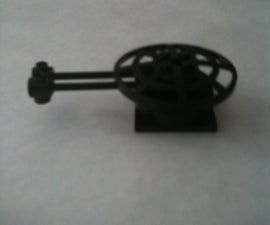 Lego Mini Star Wars Machine Gun