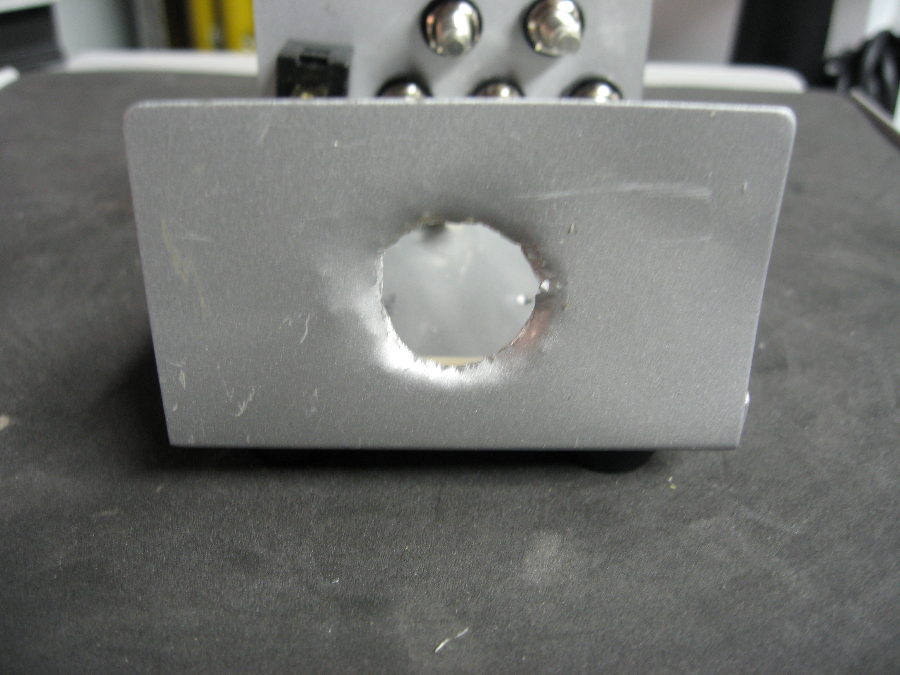 Picture of Drill Cable Strain Relief Hole