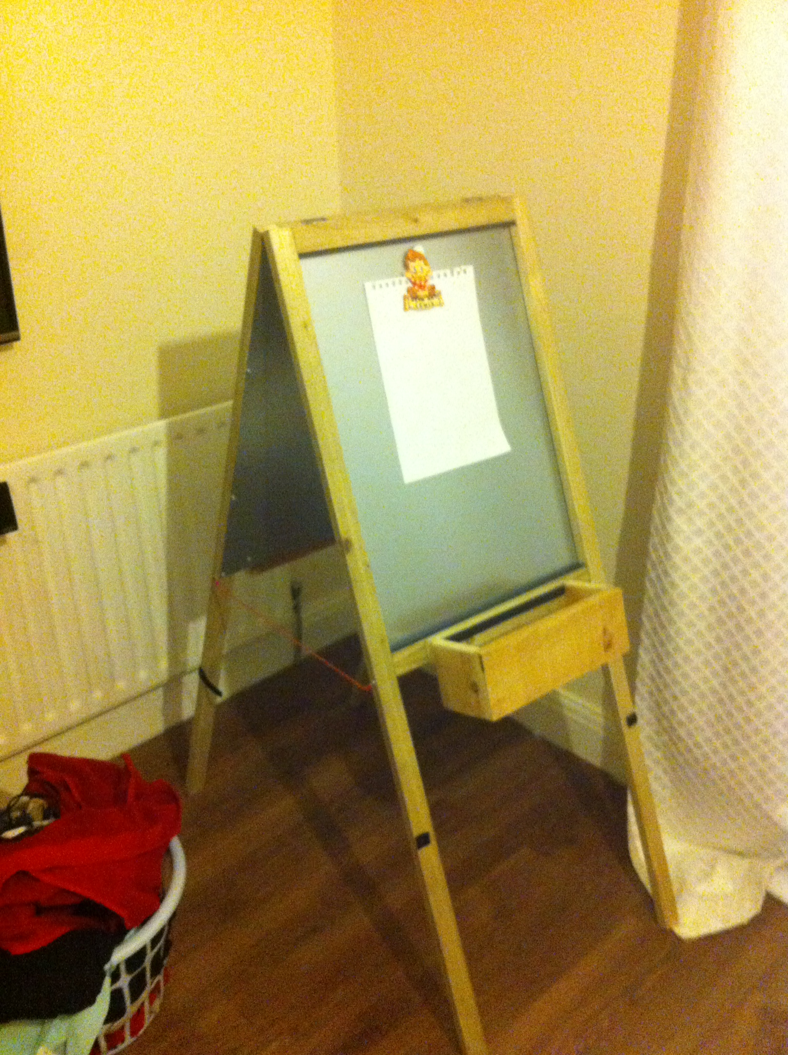 Picture of Magnetic Easel for Children