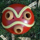 "Princess Mononoke ""San"" Mask"