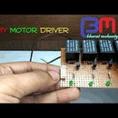 Relay Motor Driver