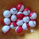Real Pokemon Balls