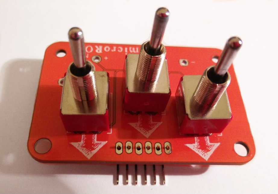 Picture of Attach the Tether Pins