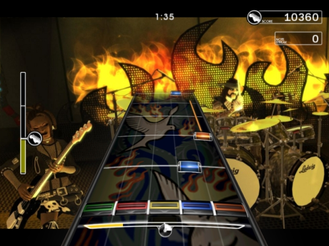 Picture of How to Play Every Guitar Hero and Rock Band Song for Free.