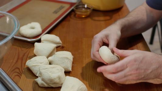 Shape the Bagels