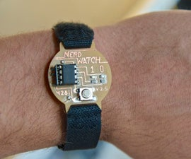 The Nerd Watch