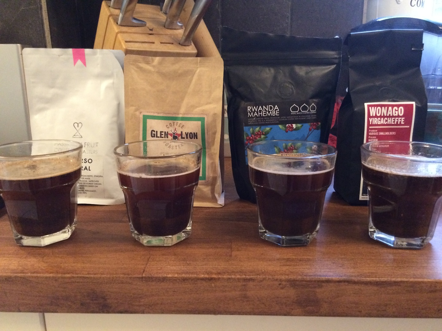 Picture of Coffee Cupping - Taste Test