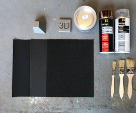 3D Surface Finishing Techniques